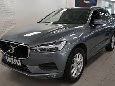 begagnad Volvo XC60 T5 AWD Business Advanced