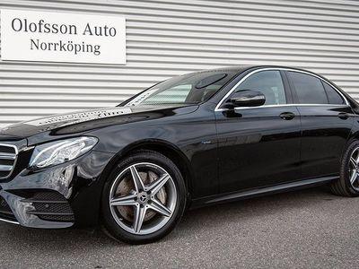 begagnad Mercedes E300 ESedan AMG Värmare Drag Navi