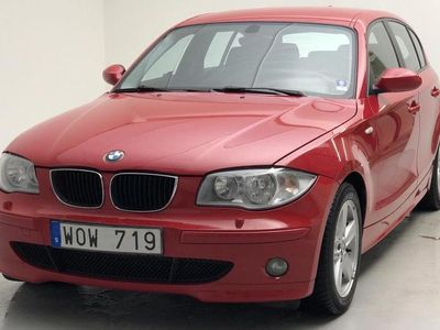 begagnad BMW 120 1-serien d 5dr, E87