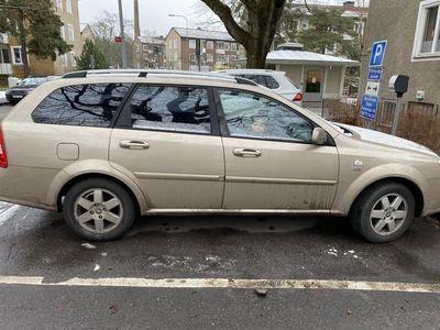 begagnad Chevrolet Nubira 1,8 AUT
