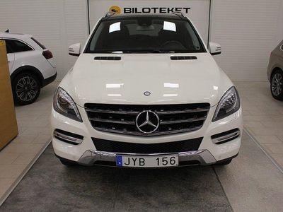 begagnad Mercedes ML250 Bluetec 4matic