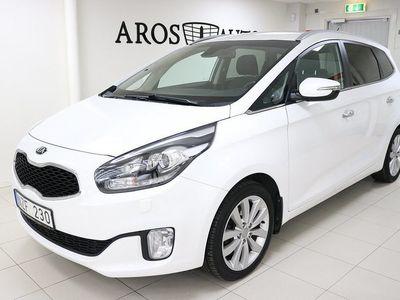 begagnad Kia Carens 1.7 CRDi Komfort 7-sits Drag 2014, Kombi 114 900 kr