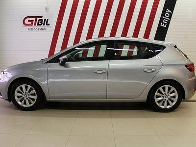 begagnad Seat Leon 1,0 TSI 115 DSG7 Style *Aut, Applecarplay