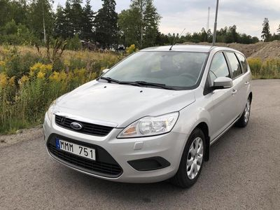 begagnad Ford Focus 1.8 Flexifuel Kombi