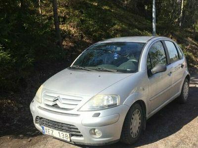 begagnad Citroën C3 1.4I SX KOMF
