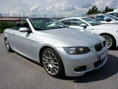 begagnad BMW 335 Cabriolet | M-Sport | Navi | SV-Såld | SoV | 306hk
