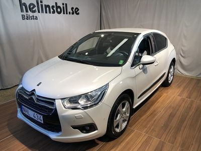 used Citroën DS4 2.0 HDI (163hk) -13