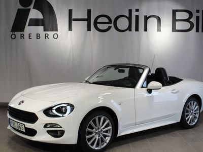 begagnad Fiat 124 Spider 1.4 TURBO 140Hk LOUNGE CAB -17