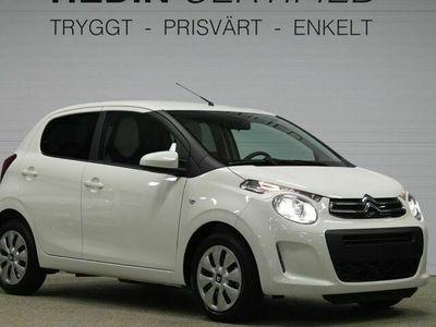 begagnad Citroën C1 SHINE VTI 72