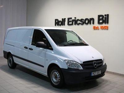 brugt Mercedes Vito 113 BENZCDI W639 Aut 2014, Transportbil 159 500 kr