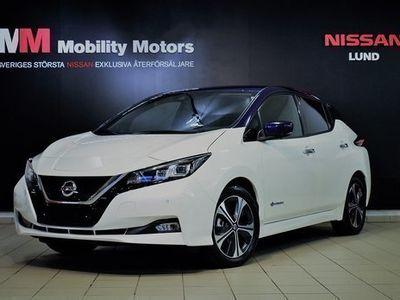 begagnad Nissan Leaf N-Connecta 40 kWh | 24-mån 1500 m