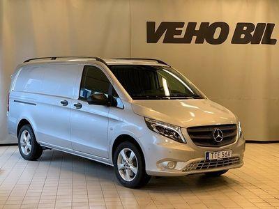 begagnad Mercedes Vito 119 4x4 Lång KAMPANJ