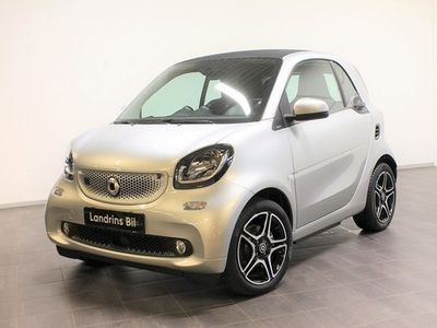 begagnad Smart ForTwo Electric Drive 17.6 kWh Single Speed