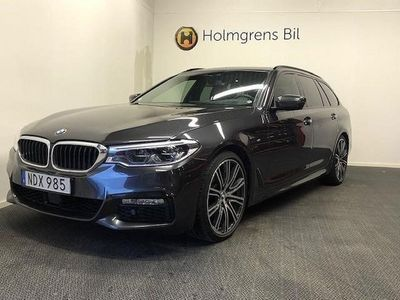 begagnad BMW 530 d xDrive Innovation Edition/ M-Sport/ Driving Assistant Plus/ 20
