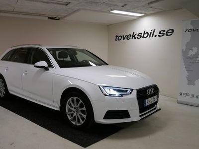 brugt Audi A4 Avant 2.0 TDI 190 HK Q STR