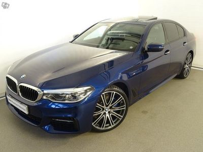 brugt BMW 530 i xDrive. M-Sport. Navi 2017, Sedan 679 000 kr
