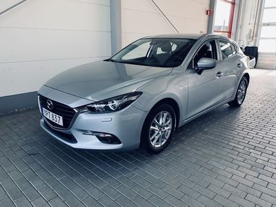 begagnad Mazda 3 Core + Backkamera M6