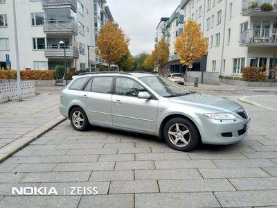 begagnad Mazda 6 2.3 Combi
