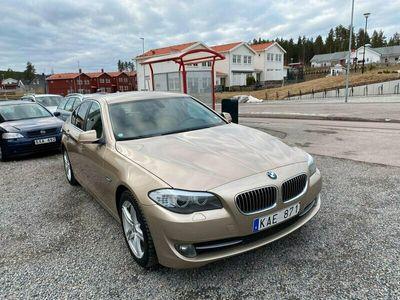 begagnad BMW 530 d Sedan Steptronic 245hk/USB/Navi/Svensksåld0:-Kontant
