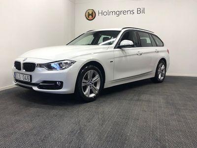 begagnad BMW 320 XD TOURING 2013, Personbil 179 900 kr