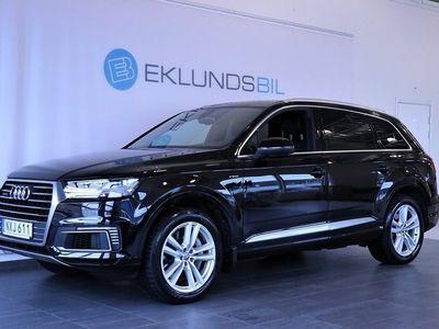 begagnad Audi Q7 3.0 TDI e-Tron quattro S line (258hk)