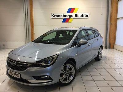 begagnad Opel Astra ST Dynamic 1,4T 125hk