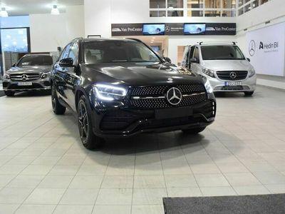 begagnad Mercedes GLC220 - Benz4Matic AMG Drag Demo