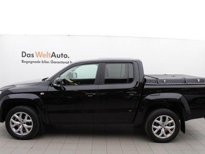 begagnad VW Amarok DoubleCab Highline 3,0 V6 224HK AUT 4M/Värmare/Komfort/Drag