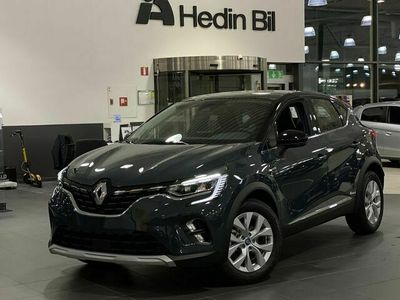 begagnad Renault Captur INTENS E - TECH 160