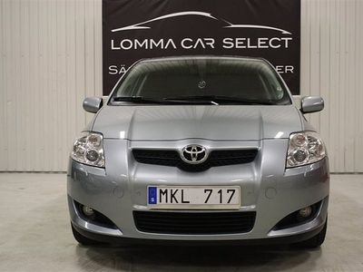 gebraucht Toyota Auris 1.6 VVT, Automat dargkrok lågmil -10