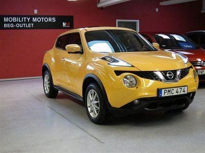 begagnad Nissan Juke 1.2 DIG-T TEKNA / SUN-PAC Halvkombi