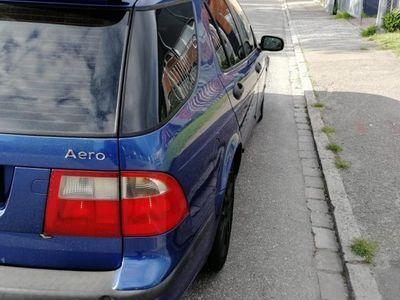 used Saab 9-5 Aero automat -03