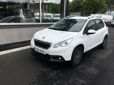 käytetty Peugeot 2008 1.6 BlueHDi Euro 6 99hk