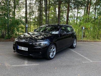 begagnad BMW 116 i M-Sport M-värmare SoV Alu
