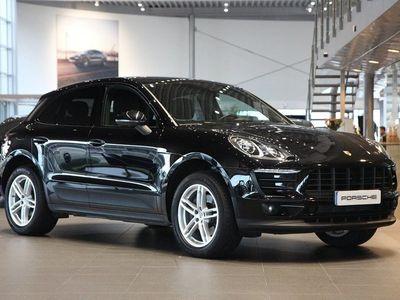 begagnad Porsche Macan PDK