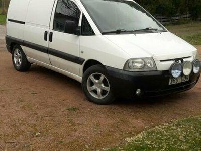 begagnad Peugeot Expert 2,0 HDI