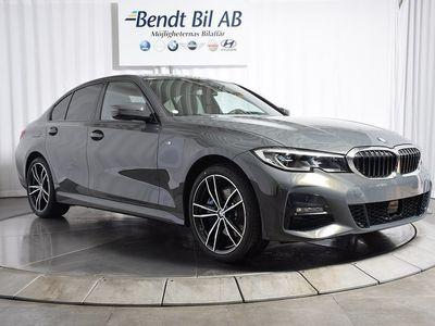 begagnad BMW 330e iPerformance / M Sport / Innovation -20