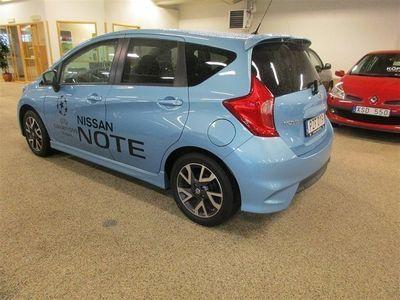 begagnad Nissan Note DIG-S 98 Acenta Plus TechPack/Bodykit
