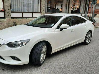 begagnad Mazda 6 Sedan 2.2 SKYACTIV-D Automat Optimum