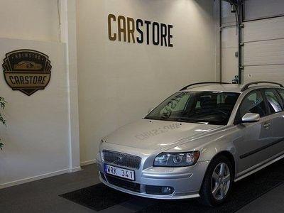 begagnad Volvo V50 2.4 Sport 170hk   0:-kr Kontant