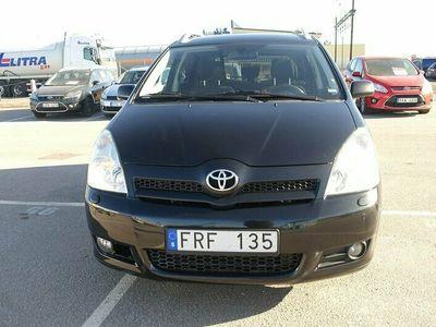 begagnad Toyota Corolla Verso 2.2 D-4D 7-sits 136hk