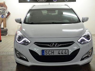 begagnad Hyundai i40 1.7 CRDi Kombi (136hk) Business E