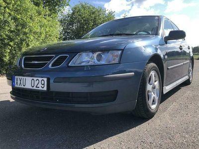 begagnad Saab 9-3 1.8t SportSedan 2006, Sedan Pris 28 000 kr
