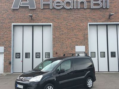 begagnad Citroën Berlingo 1.6 BlueHDI 99hk Automat