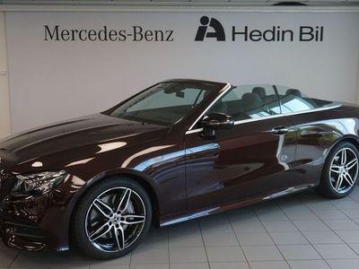 begagnad Mercedes E300 CABRIOLET