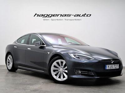 gebraucht Tesla Model S 75 D / Leasebar / Panorama -17