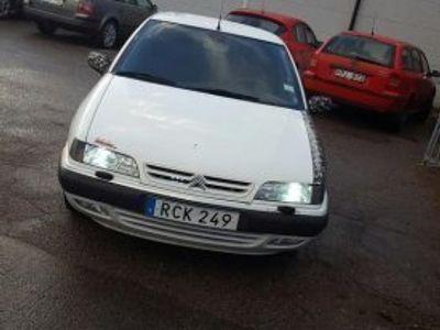 begagnad Citroën Xantia skattad och ny besiktad. -99