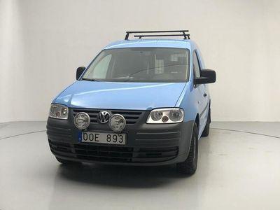 begagnad VW Caddy 2.0 SDI Skåp