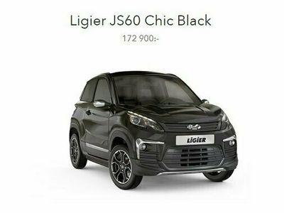 begagnad Ligier JS60 Chic DCI, AC, Apple Carplay