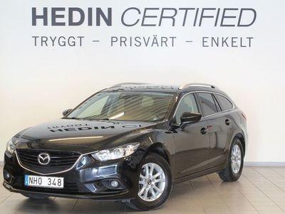 begagnad Mazda 6 2.0 145hk Advance Vhjul ACC